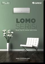 Gree Lomo Katalog