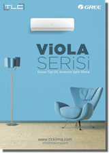Gree Viola Katalog